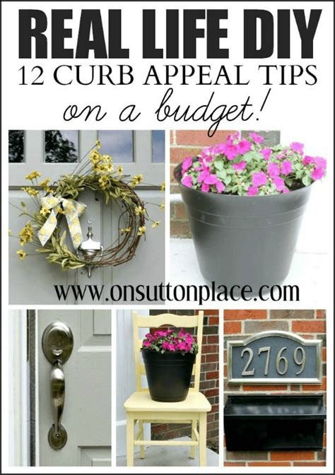 diy curb appeal ideas on sutton place top 10 posts on sutton place