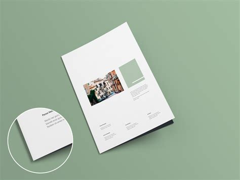 brochure mockup template 15 high quality free flyer and brochure mock ups
