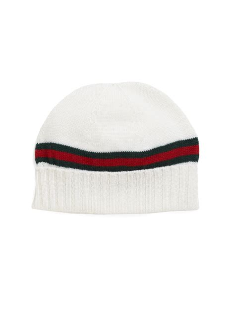 gucci knit hat gucci knit hat in black for lyst