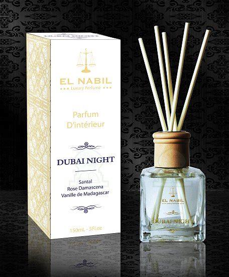 Parfum Interieur Parfum D Interieur El Nabil Quot Dubai Quot Parfum D Ambiance Avec Batonnets Parfum Encens