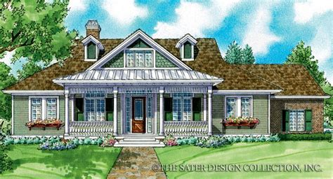 luxury cottage house plans whitney home plan sater design collection luxury house