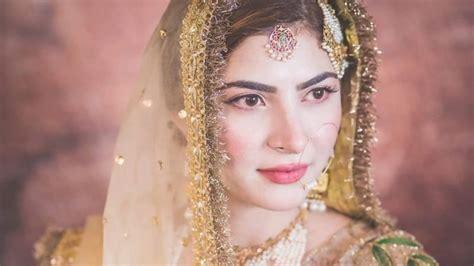 simple nikah ceremony  naimal khawar streetbuzz