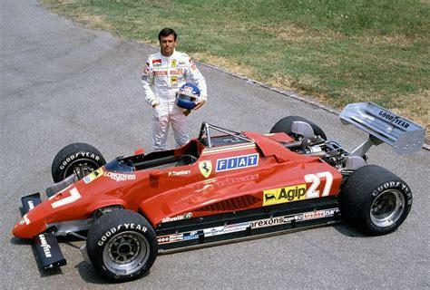 Ferrari C126 by F1 Ferrari 126 C2 Bella Sfortunata