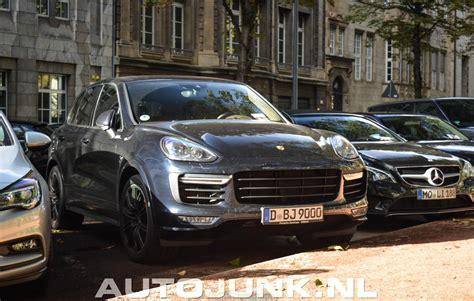 Porsche Design Düsseldorf cayenne gts facelift foto s 187 autojunk nl 182086