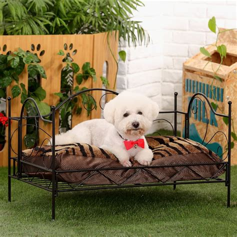 dogs unlimited bed or cat house bed for your pet soft home metal frame for pets pets
