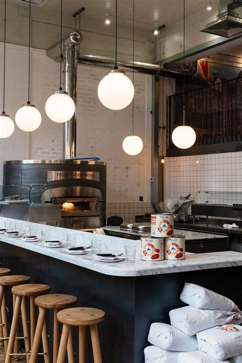 restaurant kitchen lighting radio alice novel pizzeria on hoxton square i m in love