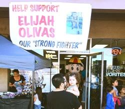 elijah and his invisible friend and elijah volume 1 books friends and family of elijah olivas continue efforts to