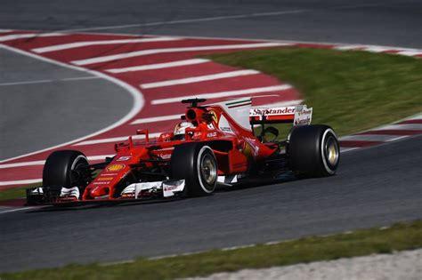 formula 1 test fia formula 1 tests barcelona 07 03 2017 10 03 2017