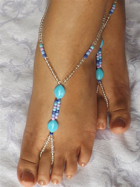 etsy barefoot sandals barefoot sandals foot jewelry anklet