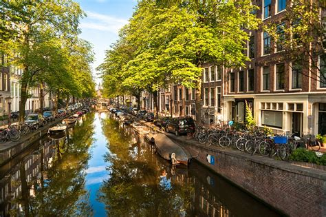 Is Amsterdam in the Netherlands or Holland?