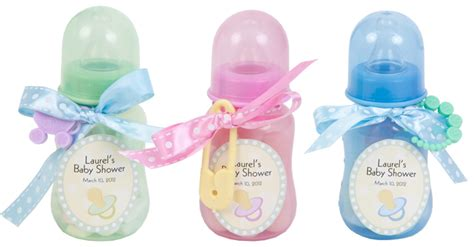 Bottles For Baby Shower by Adorable Baby Bottle Shower Favors The Dollar Tree