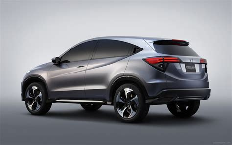 Honda Suv Concept 2014 Widescreen Car