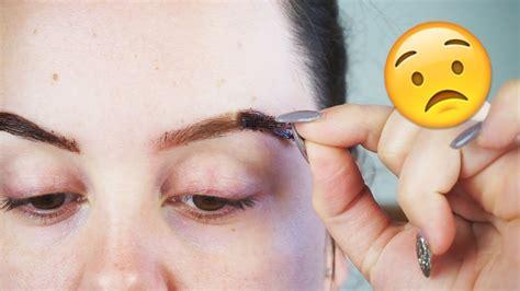 tattoo brow maybelline youtube perfekcyjne brwi w 20 minut maybelline brow tattoo