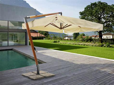 ombrelloni da terrazzo rettangolari ombrelloni rettangolari da terrazzo