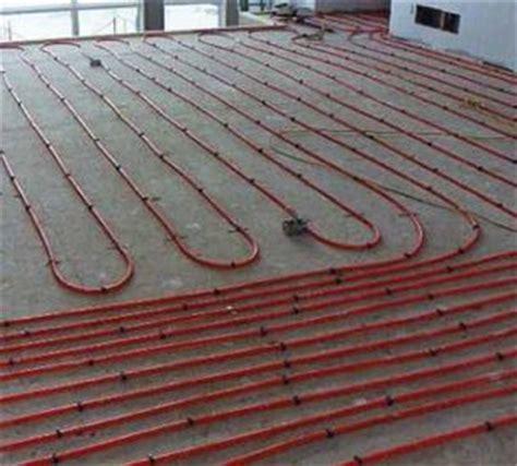 In Floor Heating Options In Floor Heating Options