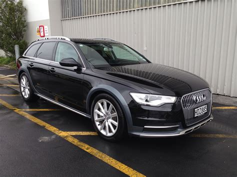 Audi A6 2013 by 2013 Audi A6 Allroad Revved Up