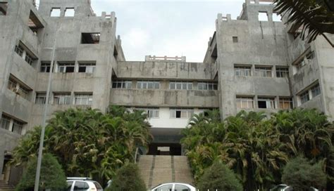 Bharati Vidyapeeth Pune Mba Fee Structure by Bharati Vidyapeeth College Of Engineering