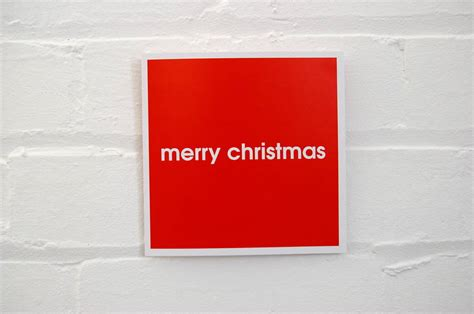 Merry Modern by Merry Modern Card By Jollysmith