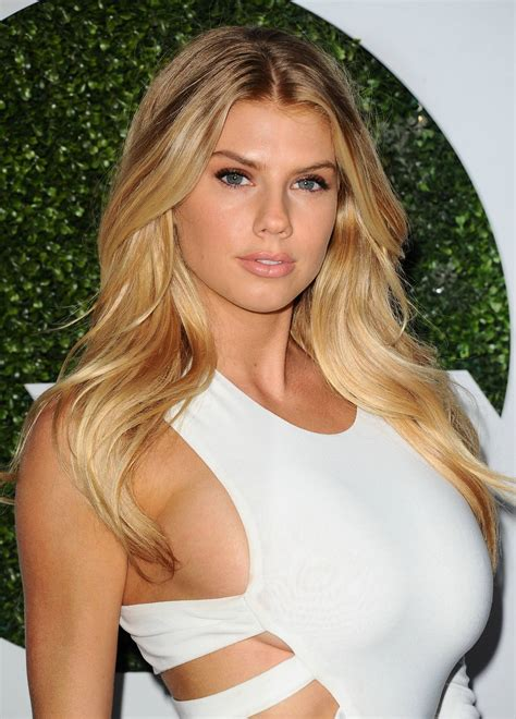 The Highlight Room charlotte mckinney arrives at gq men ofe year party