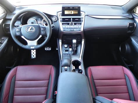 lexus crossover inside 2015 lexus nx 200t is a fun feminine little crossover