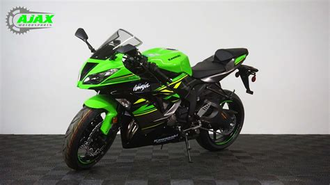Kawasaki Zx6r Price by New 2018 Kawasaki Zx 6r Abs Krt Edition Motorcycles