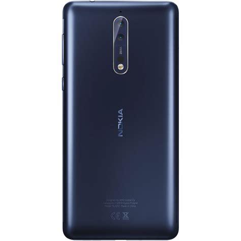 Nokia 8 64gb Ram 4gb New Bnib Ori Diskon mobile phones 8 dual sim 64gb lte 4g blue matt 4gb ram 177966 nokia quickmobile quickmobile
