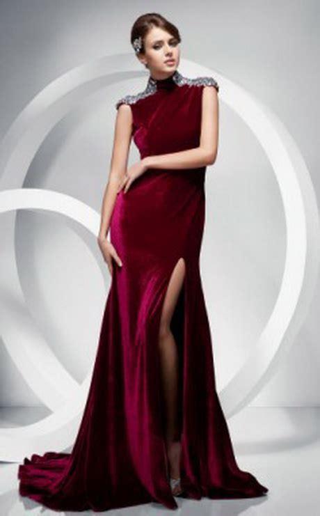 Longdress Velvet velvet dress