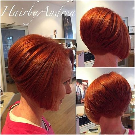 haircut directions for a stylist graduated bob short textured bob and textured bob on