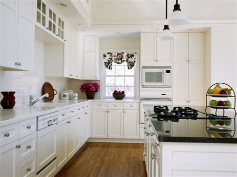 White Appliance Kitchen Ideas Small White Kitchen Designs One Decor