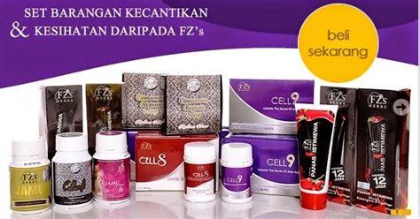 Bedak Collagen Asli rangkaian produk fz s produk kecantikan kesihatan jamu