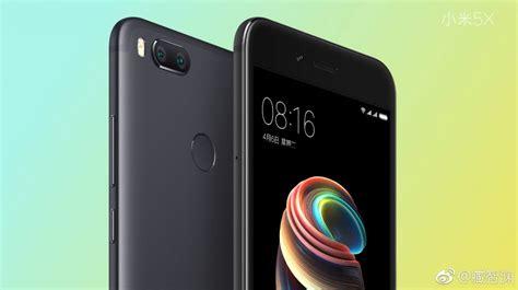 Xiaomi Mi5x Mi 5x Mi A1 xiaomi mi 5x with 5 5 inch 1080p display snapdragon 625