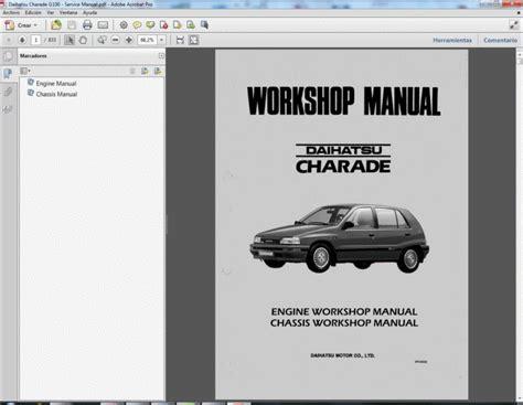 daihatsu hijet workshop manuals workshopmanual html