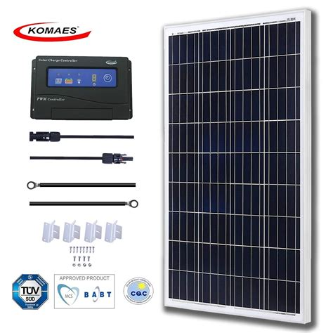 lasting top solar panels 2018 best solar panels for rv top 7 rv solar kits reviewed