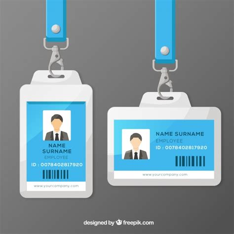 id card template freepik id card vectors photos and psd files free