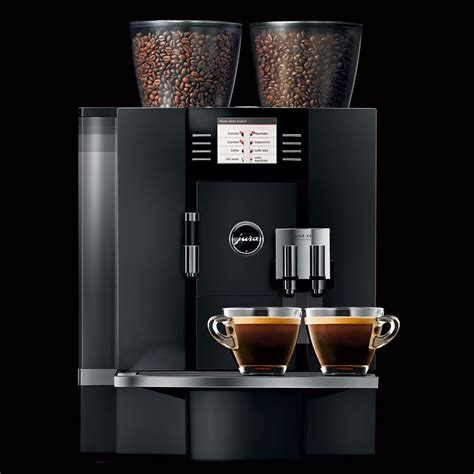 Jura Coffee Machine jura giga x8 x8c speed bean to cup coffee machine