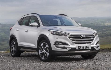 2016 hyundai tucson priced from 163 18 695 in the uk