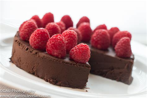 deep chocolate raspberry cake recipe dishmaps