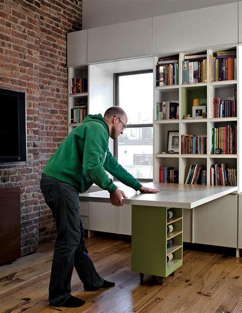 kleines wohnzimmer mit esstisch enge und kleine r 228 ume einrichten mit modernem klapptisch