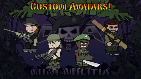 doodle army play doodle army 2 play in your own mini militia
