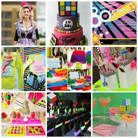 pin up decor blast from the past with 13 pretty spaces blast from the past 80 s inspired wedding and party