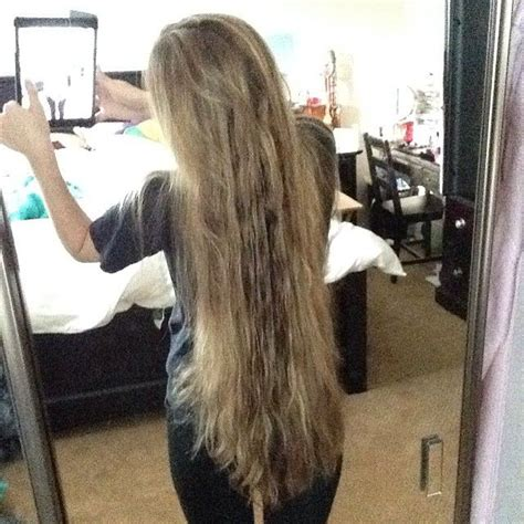 Long Hairstyle But Allow For Hair Donation | my goal is grow it to my knees so i can donate my hair