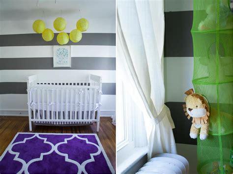 image modern baby nursery