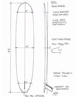 printable longboard shapes surfboard sketches and templates on pinterest