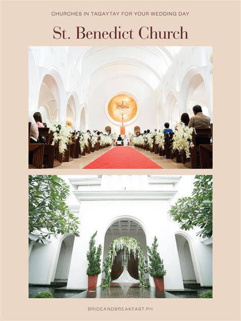 A List of Churches in Tagaytay   Philippines Wedding Blog