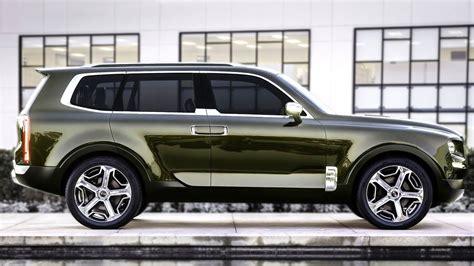 Kia Suv 2020 by 2020 Kia Telluride Suv Interior Exterior Drive