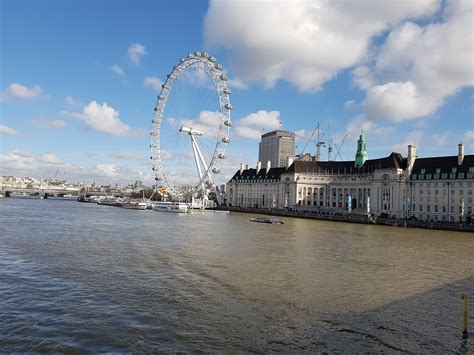 thames river view free stock photo of thames river view london eye