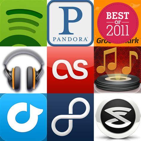 top music app best music apps 2011 popsugar tech