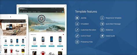 joomla templates eshop eshop fully responsive virtuemart template