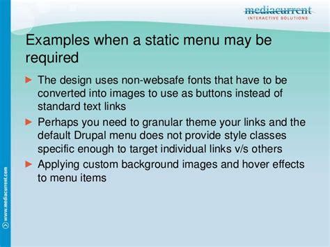 Drupal Theme Links System Main Menu | theming drupal menus