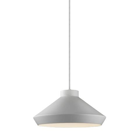 Pendant Led Lighting Sonneman 2752 16 Koma Modern Bright Satin Aluminum Led Hanging Pendant Light 2752 16